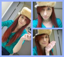 Wendy Corduroy Cosplay: Gravity Falls by RedVelvetCosplay