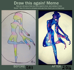 Draw that again: .:Sailor Moon:. by Jennibollen