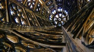 Cologne Cathedral South Tower by NicoW92
