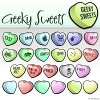 Geeky Sweets by smhill