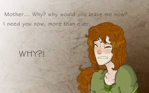 Prompt Number 11: The Saddest Moment by Lear-is-not-amused