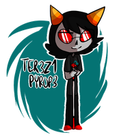 :: Terezi Pyrope :: by Lol-Tusci