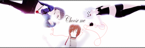 +~Choose me~+ by stefiiiie
