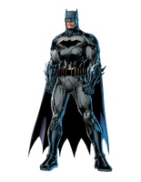 Batman (Rebirth) - Transparent by Asthonx1