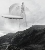 New Century. zeppelin by vivisektor