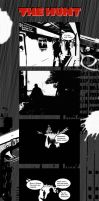 Photo Comic-Sin City Style by Naruto-Rendan