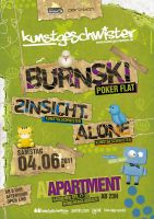 kunstgeschwister flyer 2011-06 by homeaffairs