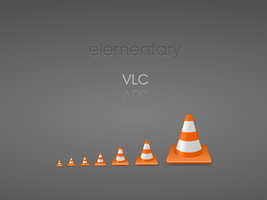 VLC  elementary style by spg76