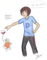 Pokemon Master Dylan: Air-mon by Neko-Serenity14