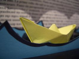 Post-it BOAT by BRAINSTUDIO