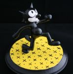 Felix the Cat!  2 by souffle-etc