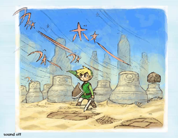 Wind Waker by Coldplay258