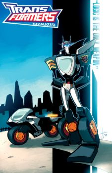 Animated Prowl G1 style by dcjosh