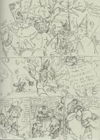 DXT,DZX: Life is a Maze Xone pg7 by BlueIke