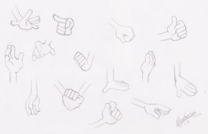 Sonic Hand practice #2 by Rhythm-is-best-pony