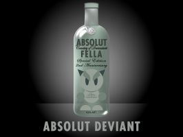 Absolut Deviant by brookinc