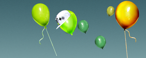 Balloons PSD by SET07