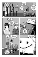 Robot:2047 page one tones by ScottEwen
