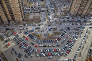 ample parking space by Armandacyd
