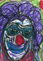 Why Does the Clown Laugh? (2014) by Tomb1976