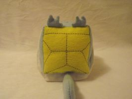 Squirtle Bottom View by o0Hail0o