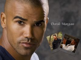 Derek Morgan-Criminal Minds by Sango1994