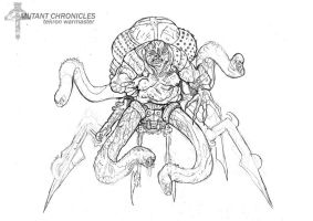 Mutant chronicles concept2 by DouEdgeZword