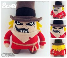 Scarecrow by ChannelChangers