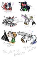 Transformers Hotel Transylvania ROTG Vals day by Idigoddpairings