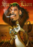 Snoop Lion - Ease-Up An Do Ya Ting by RodneyPike