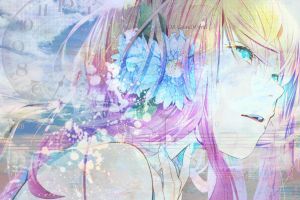 .feeling. ~Luka by GomiiWorld