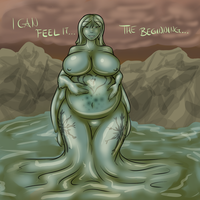 Jully - Primordial Ooze Mother by alorok