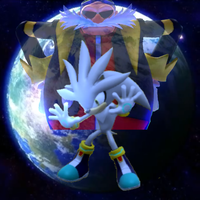 Silver the Hedgehog ~The Future Depends on Me~ by Silverdahedgehog06