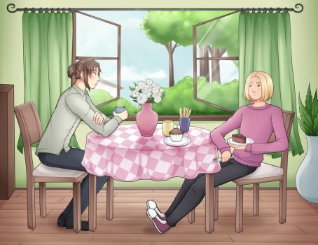 APH Lithuania and Poland - At the table by Annington