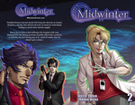 [Midwinter] Convention Booklet Cover - Issue 2 by Deus-Nocte
