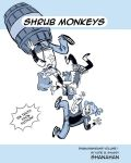 Shrub Monkeys THE BOOK by ktshy
