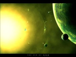 Sun of Doom by Josif