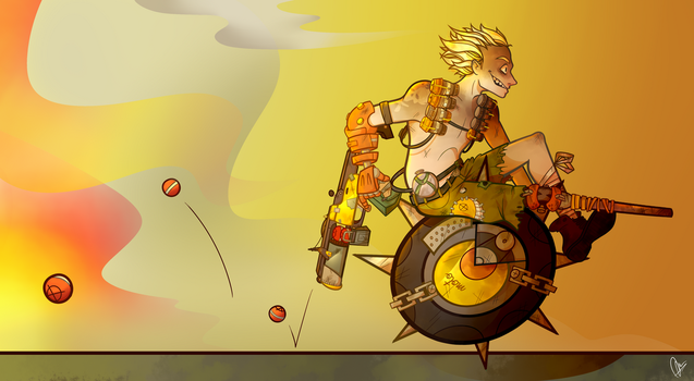 JunkRat by sqoodio