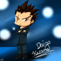 Commission: Daigo Kazama by Ovizawr