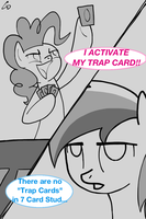 Trap Card by CosmicWaltz
