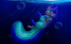 .:AquatiicCorgiFox:. by inner-science