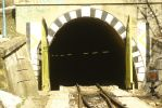 Tunel entrance by CULAter-stock