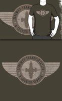 Serenity Transportation n Courier Svc (Redbubble) by armageddon