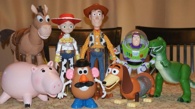 My Toy Story Collection 2 by crazyass246