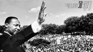 MLK March On Washington by Chadski51