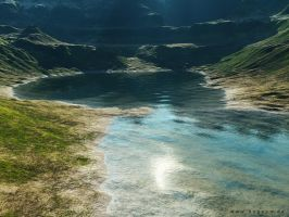spring-water by magann