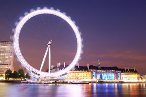 London Eye by loukapics