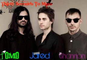 Thirty Seconds To Mars wallpaper by EchelonMars14