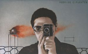 Portrait of a Film Maker by cifuso