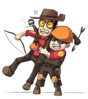 TF2: victory! by keterok